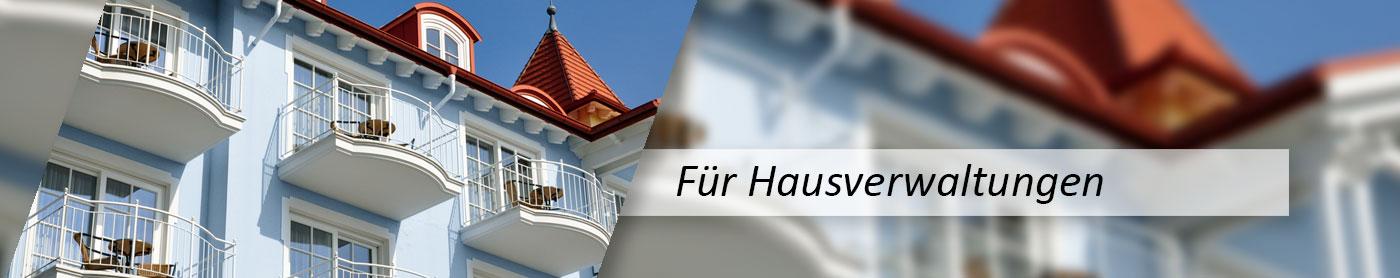 ACCURA- Für Hausverwaltungen