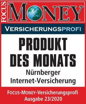 focus money - Produkt des Monats